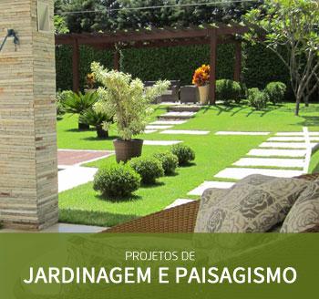 La Villa Florida - Jardinagem e Paisagismo em Santos